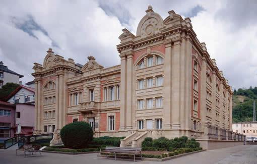 Fachada del Archivo General de Gipuzkoa